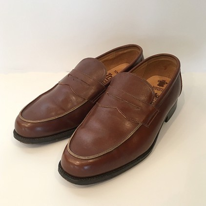 Tricker's Penny Loafer size 7 1/2