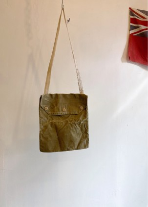D/S 40's British Army Cotton Canvas Bag