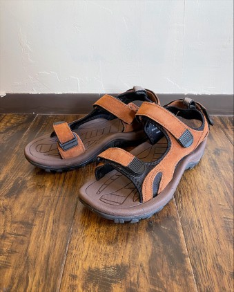 D/S Hi-Tec British Army Sport Sandals Brown