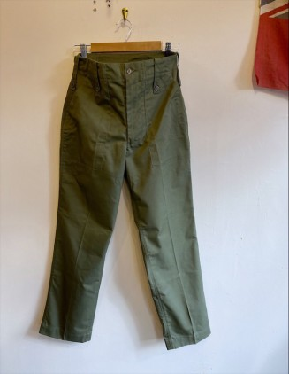 D/S British Army Utility Green Trousers